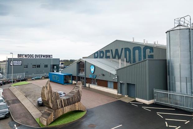 BrewDog brewery