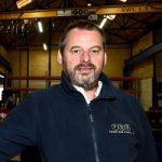 FabWeld managing director Richard Hilton