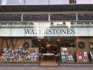 Waterstones exterior