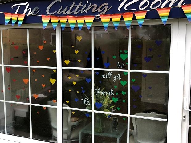 Cutting Room exterior