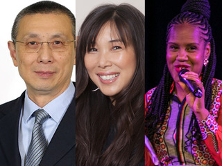 Profiles of Managing Director at KL Communications Dr Kevin Lin OBE; Cucumber Clothing co-founder Eileen Willett; and Pamper, Indulge and Give Director/Founder Charlene Charles